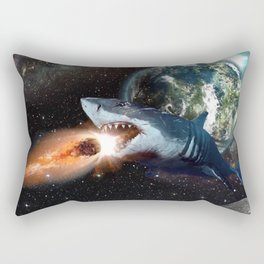 The Defender Rectangular Pillow