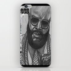 BOSS iPhone & iPod Skin