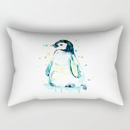 Penguin - Waddle Rectangular Pillow