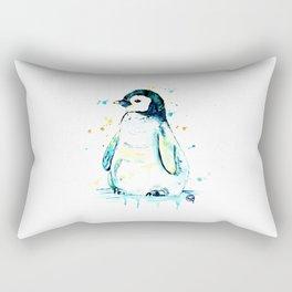 Penguin - Waddle Rectangular Pillow