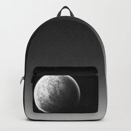 Moon in the Night Sky Backpack