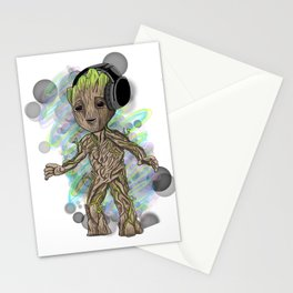 In the grove baby g Stationery Cards