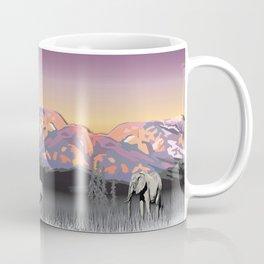 Elephantland Coffee Mug