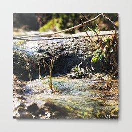 Little Falls Metal Print