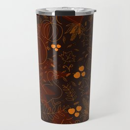 Thanksgiving Glee Travel Mug
