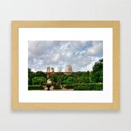 New Orleans 1008A Framed Art Print
