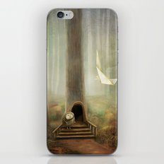 The Messenger iPhone & iPod Skin