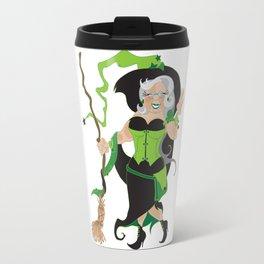 Granny Hex (Green) Travel Mug