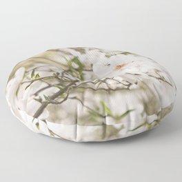 The Magnolia Tree Floor Pillow