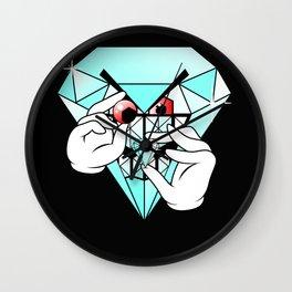 The Jeweler Wall Clock