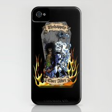 Unhappily Ever After - Lady Death & Evil Ernie iPhone (4, 4s) Slim Case