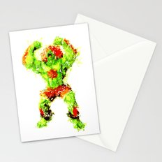 Street Fighter II - Blanka Stationery Cards