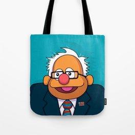 Ernie Sanders 2016 Tote Bag
