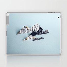 Paper mountains Laptop & iPad Skin