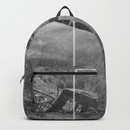 Do What Saves Your Life Backpack
