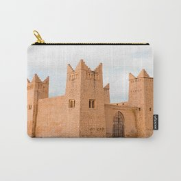 Kasbah I - Morocco Carry-All Pouch