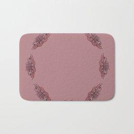 Alaska Rose Bath Mat