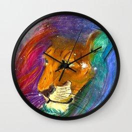 The Night's Soul Wall Clock