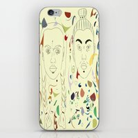 japan iPhone & iPod Skins featuring Japan by March Hunger