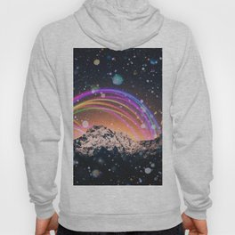Mountain Wanderlust and Lights Hoody