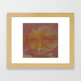 Bad Reputation Framed Art Print