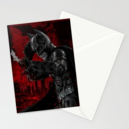 The Bat Stationery Cards
