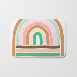 rainbow : original Bath Mat