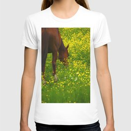 Enjoying The Wildflowers T-shirt