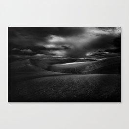 Dark Sands Canvas Print