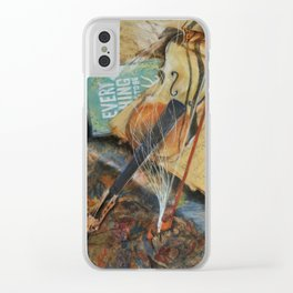 Every Thing is Going to be Okay by Cameron Timmins - Student Clear iPhone Case