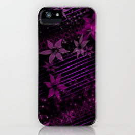 Pretty Punk iPhone Case