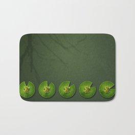 Frogs Bath Mat