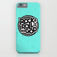 Rock & Roll God iPhone 6s Slim Case