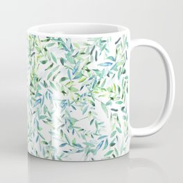 Watercolor Freshness #society6 #decor #buyart Coffee Mug