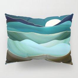 Moonlit Vista Pillow Sham