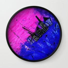 Twilight City Wall Clock