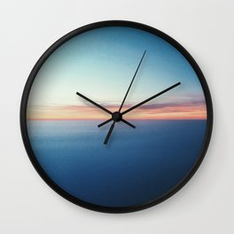 Nothingness Wall Clock
