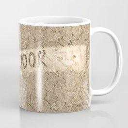 Side Door Coffee Mug