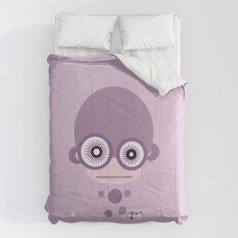 Amazed Jiggin Monkey Comforters