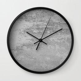 Simply Concrete Wall Clock