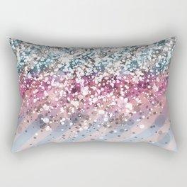 Blendeds V CL-Glitterest Rectangular Pillow