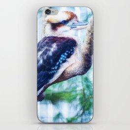 A Kookaburra iPhone Skin