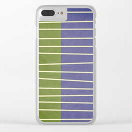 Via Veneto Clear iPhone Case