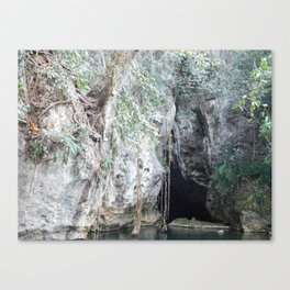 Mouth of Xibalba Canvas Print