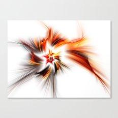 Devil's Star Canvas Print