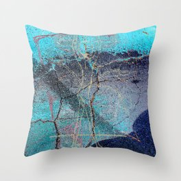 Well, These Things Happen, Don't They? Throw Pillow
