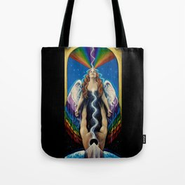 Love Ascending Tote Bag