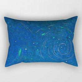 Satellites Rectangular Pillow