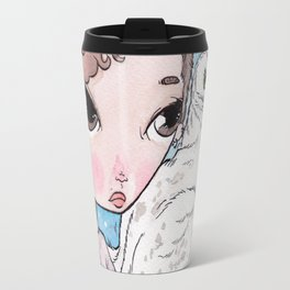 witch and the killers Travel Mug
