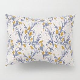FRENCH LINEN THISTLE Pillow Sham
